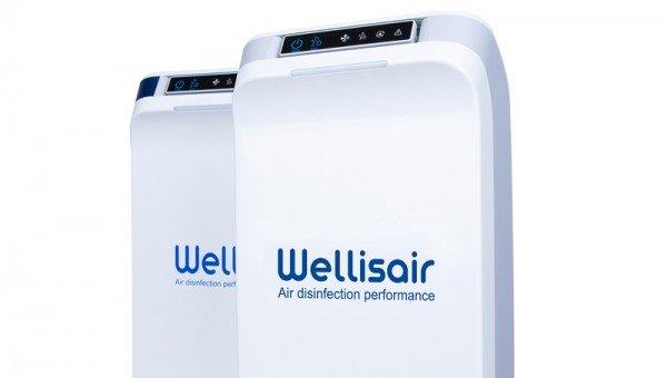 Luft- und Oberflächendesinfektionsgerät
